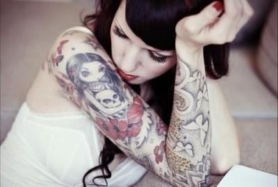 Ciao, vorrei farmi un tatuaggio…