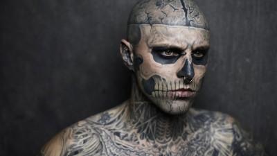 Italiani, i più tatuati d'Europa