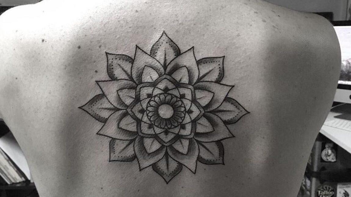 La moda del Mandala Tattoo, tra estetica e spiritualità
