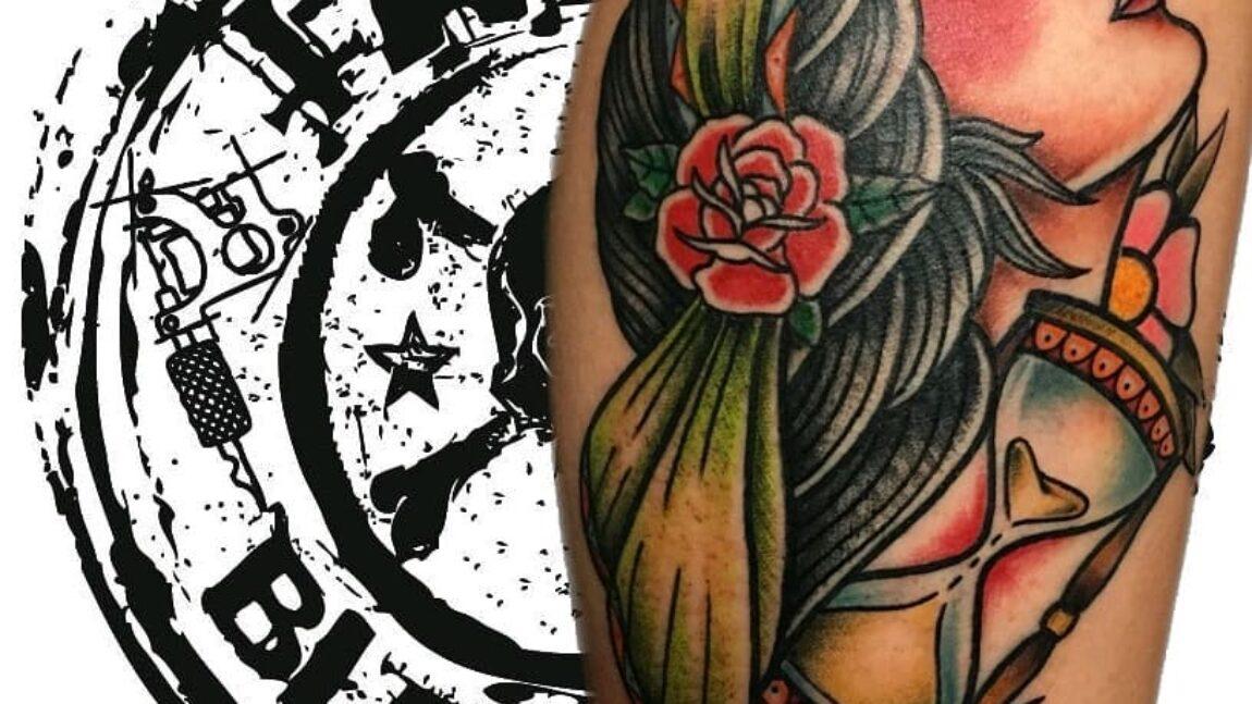 Tattoo Artist @Black Jack Tattoo: Mirko Capellari