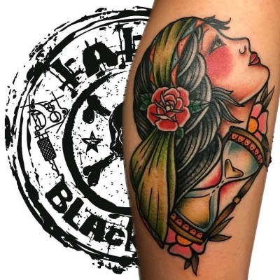 Tattoo Artist @Black Jack Tattoo: Mirko Capellari