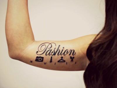 Tatuati quel che vuoi, ma non farlo per moda!