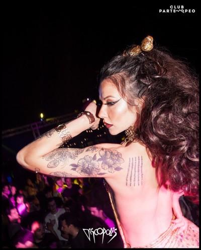 Tattoo & Pole, la ricetta della felicità per Albachiara