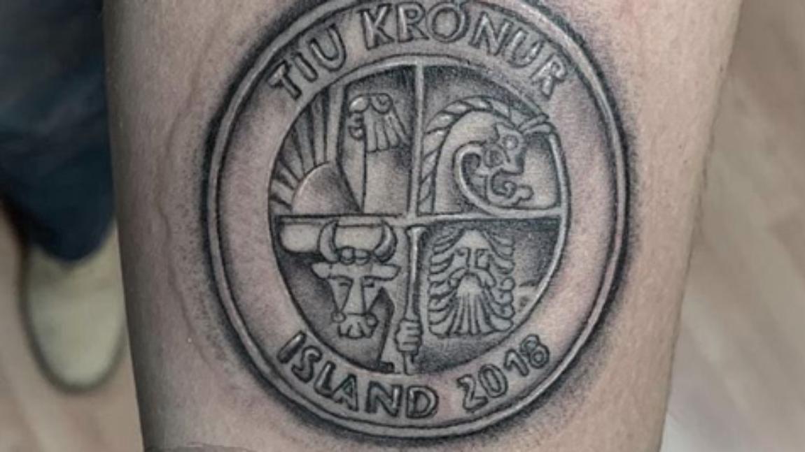 Perché tatuarsi una moneta?