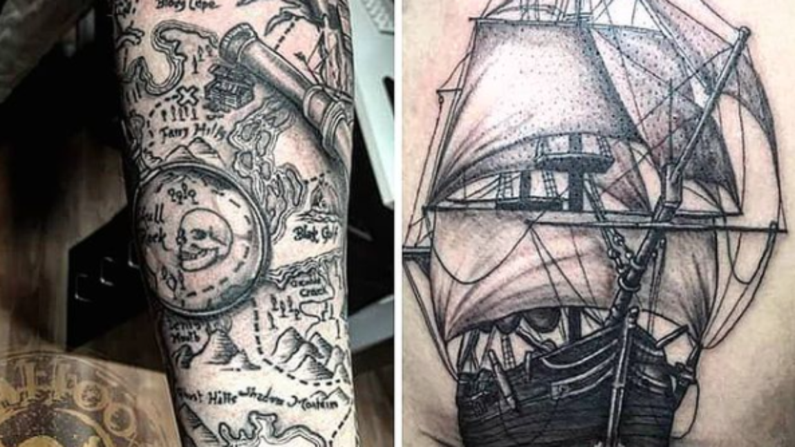 Seafaring Tattoo
